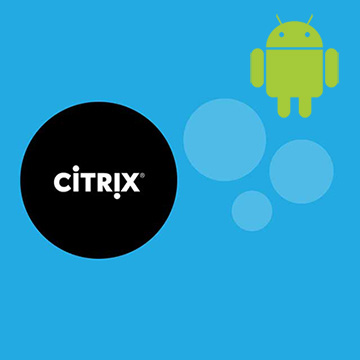 Android Citrix Receiver: Error has occurred while connecting. Check your server address and data connection